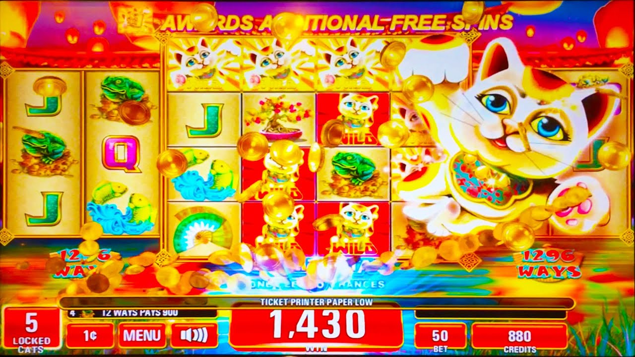Astro Cat Slot Review