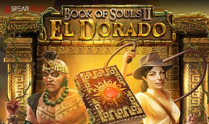 Book of Souls II: El Dorado Slot Review