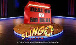 Deal or No Deal Slingo Slot Review
