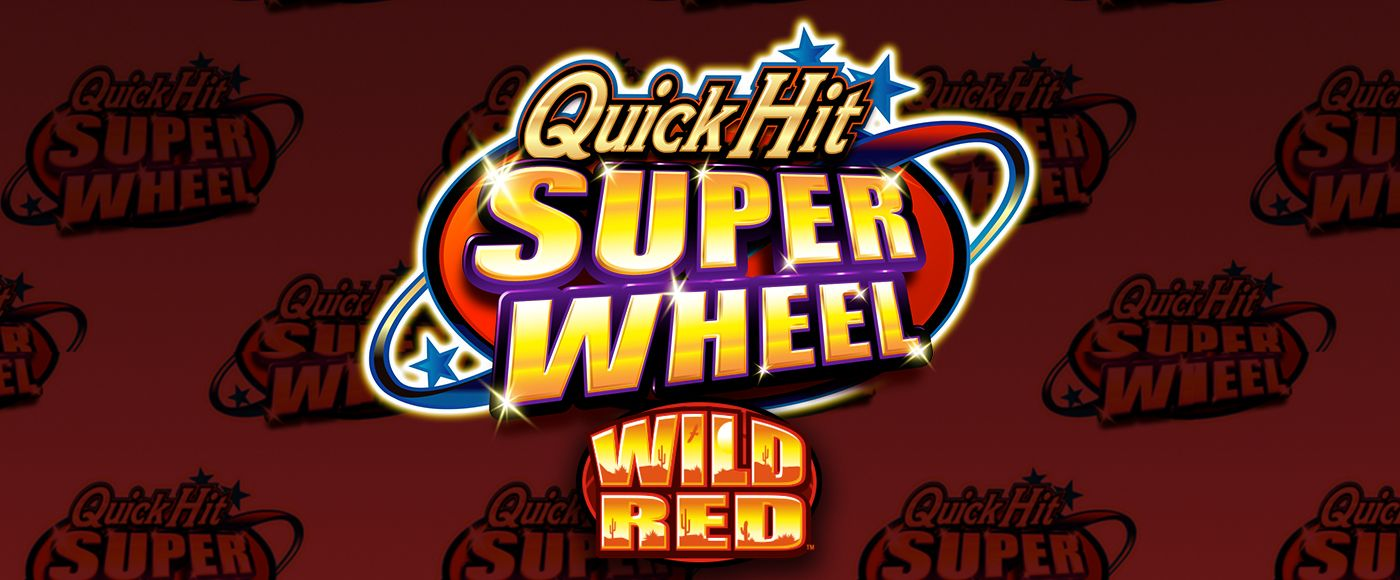 Quick Hit Super Wheel Wild Red Slot Review