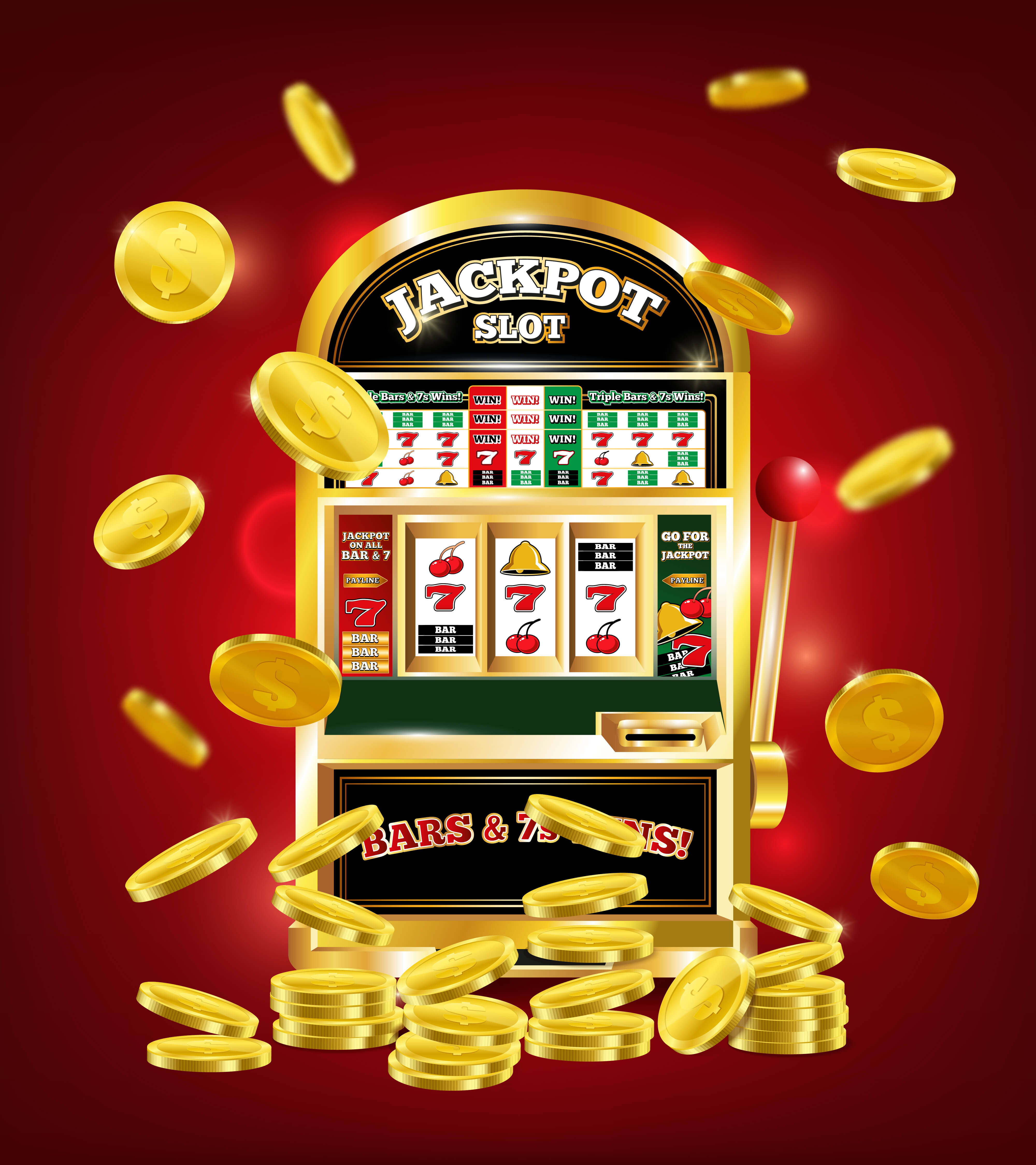 How can get free spins from online casino?