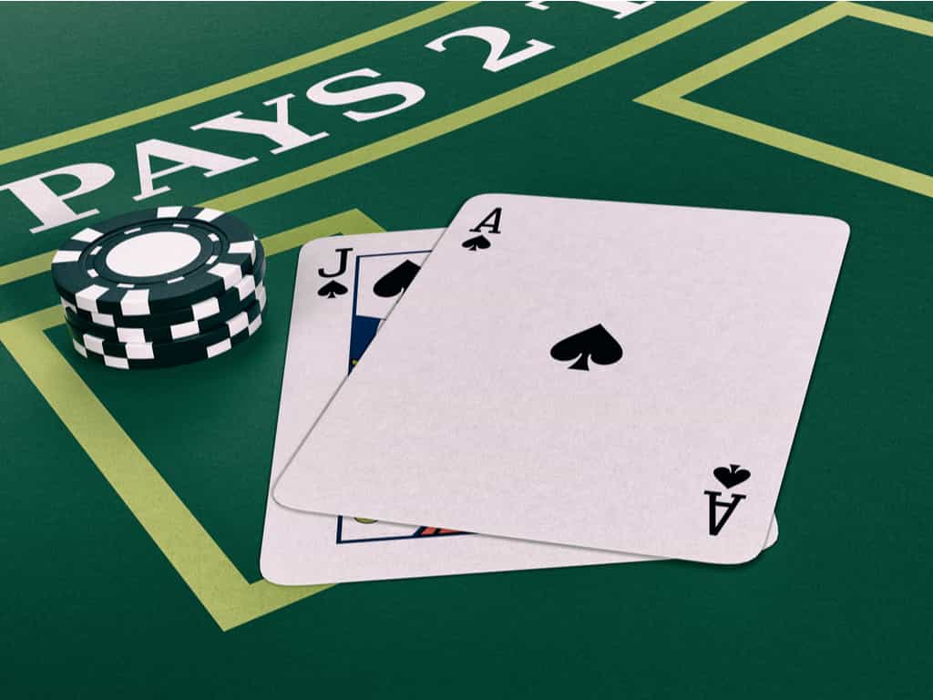 What is blackjack counting?