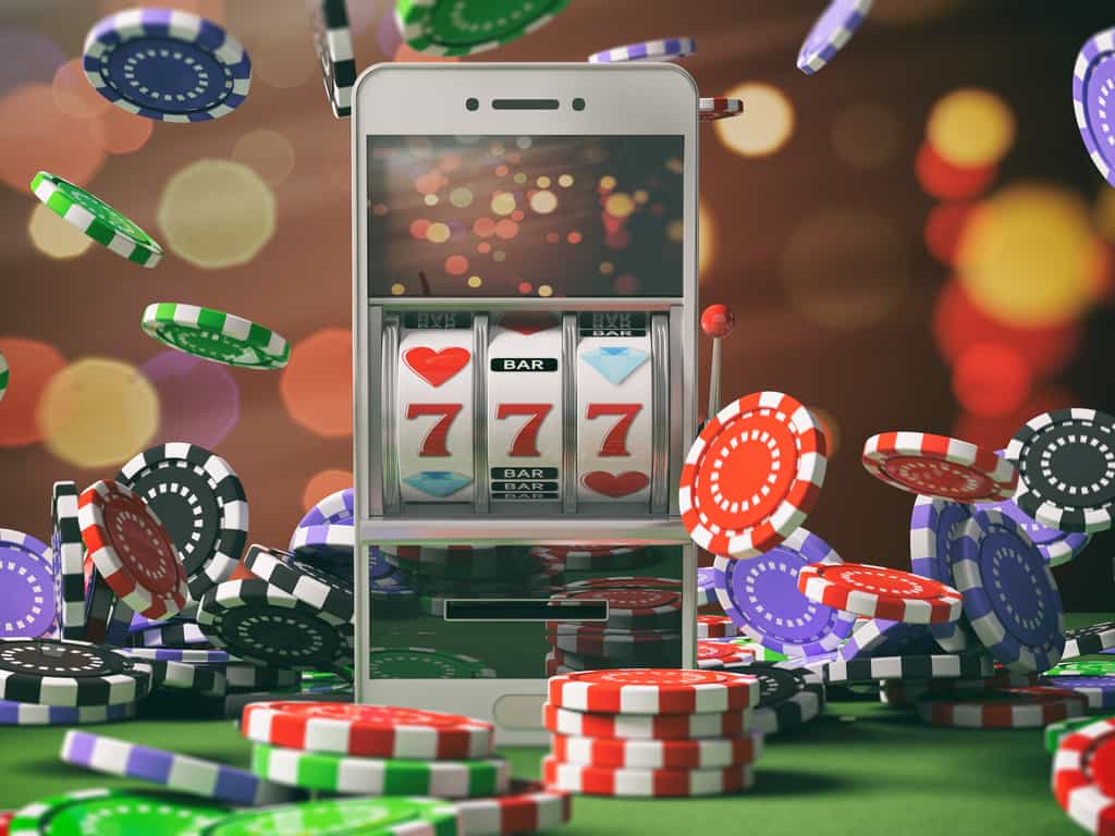 How the mobile slots evolved in time