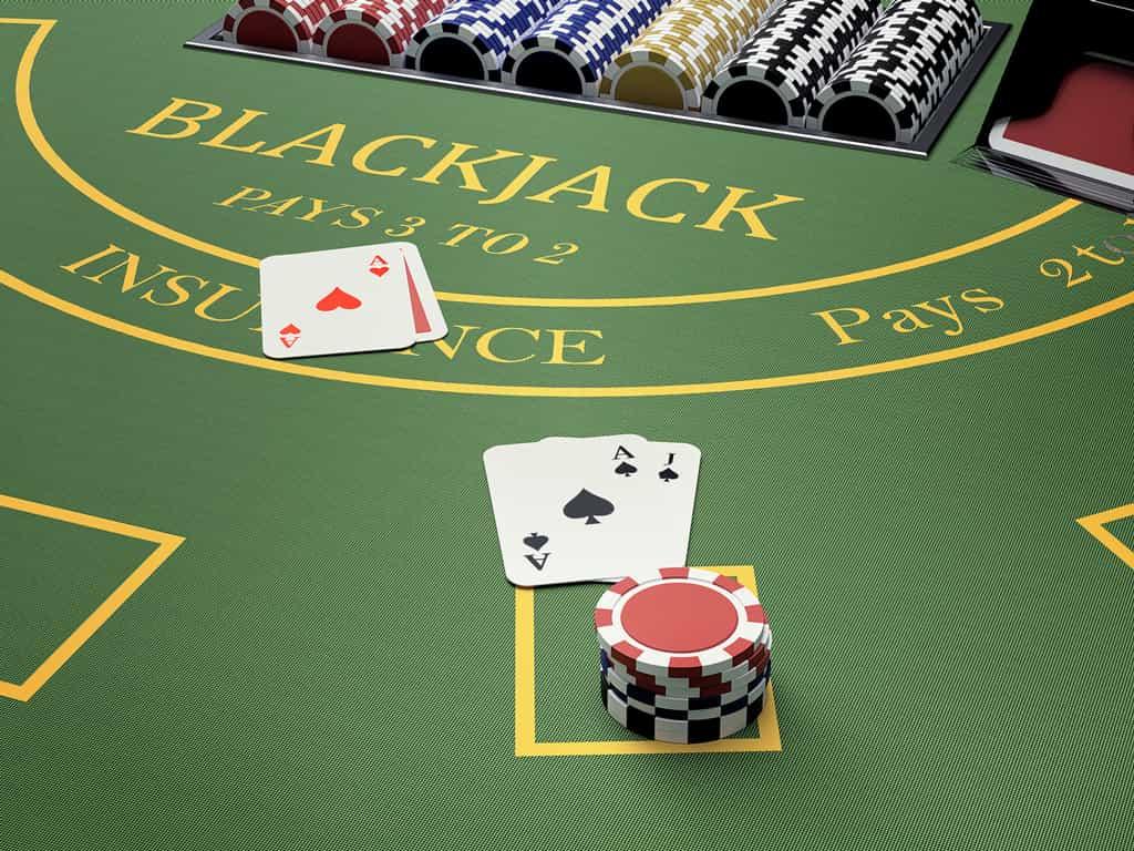 Online Blackjack game rules
