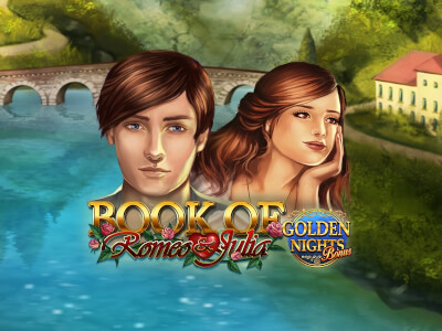 Book of Romeo and Julia Golden Nights slot